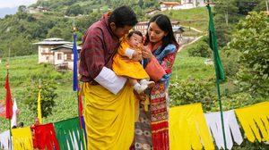 ภาพน่ารัก ของ เจ้าชายน้อย จิกมี นัมเกล วังชุก เจ้าชายพระองค์น้อยแห่งภูฏาน