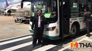 'ขอนแก่นซิตี้บัส' รถเมล์บริการดี ฟรี Wifi พร้อมแอปฯ สุดเจ๋ง เช็กการวิ่งรถ