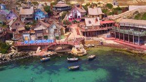 หมู่บ้านป๊อปอาย ที่ เกาะมอลตา