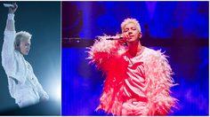 แทยัง โชว์คอนเสิร์ตเดี่ยว TAEYANG 2017 WORLD TOUR [WHITE NIGHT] IN BANGKOK ไร้ที่ติ!