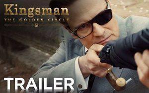 โคลิน เฟิร์ธ กางร่มยิงไม่เลี้ยง!! ลงปฏิบัติการภาคสนามอีกครั้ง ในตัวอย่างล่าสุด Kingsman: The Golden Circle
