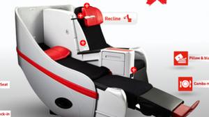 รีวิว ที่ชั้นธุรกิจ Thai Air Asia X ไปเกาหลี Flatbed สบายจริงมั้ย?