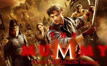 The Mummy : Tomb of The Dragon Emperor เดอะมัมมี่ 3 คืนชีพจักรพรรดิมังกร