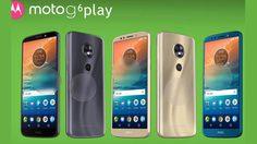 Lenovo ใกล้เปิดตัว Moto G6, G6 Plus, G6 Play, E5, และ E5 Play ในเอเชีย