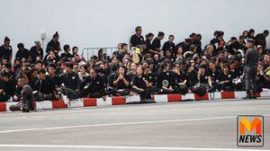 บิ๊กป้อม ขอบคุณคนไทย ให้ความร่วมมือเข้าพื้นที่ ชั้นในงานพระราชพิธีฯ