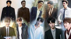 10 อันดับพระเอกซีรีส์เกาหลีสุดฮอตแห่งปี 2017