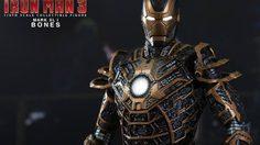 มาจนได้! Iron man ชุดเกราะแยกส่วน มาร์ค 41 จาก Hot toys