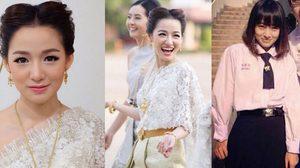 แพรว อมรรัตน์ หรือ ไอซ์ ฮอร์โมน สวยเปล่งปลั่ง เป็น เจ้าสาว ใน ชุดไทย