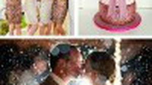 ธีมงานแต่ง สุดวิ้งค์ Glitter Wedding
