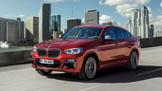 BMW เปิดตัว X4 ใหม่ 2018 ที่งาน Geneva Motor Show 2018
