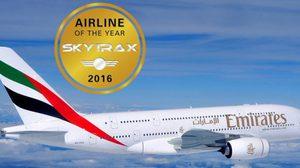10 อันดับ สายการบินที่ดีที่สุดในโลก ประจำปี 2016
