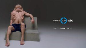 Graham ต้นแบบมนุษย์ตัวอย่าง ที่ออกแบบมาเพื่อรอดจากอุบัติเหตุรถแบบหนักๆ