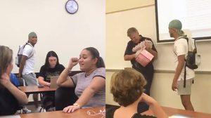 จะเกิดอะไรขึ้น! เมื่อนักศึกษาผิวสี เอาผ้าโพกหัวเซอร์ไพรส์อาจารย์วิชาสังคมวิทยา