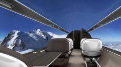 อีก 10 ปี เครื่องบินที่คุณนั่งจะไม่มีหน้าต่าง !!