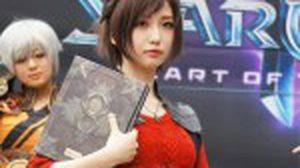 เหล่าคอสเพลย์เกาหลีเกมส์ค่าย Blizzard อย่างสวย