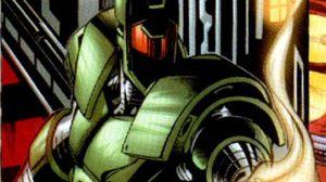 Titanium Man ไทเทเนียมแมน วายร้ายจาก Iron man
