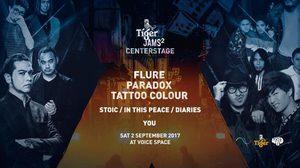 แจกบัตรฟรี Tiger Jams 2 CenterStage จำนวน 20 ใบ