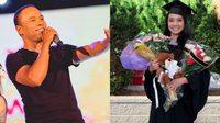 น้องเมย์ เมย์วดี ลูกสาวคนเก่ง ไมค์ ภิรมย์พร จบปริญญาที่แคนาดาแแล้ว