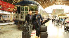 เซเลบริตี้ แชร์ประสบการณ์ การเดินทางด้วยรถไฟไทย SRT Prestige Train