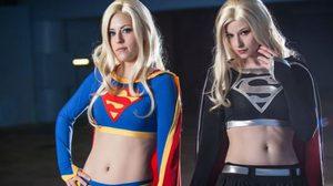 37 ภาพ Cosplay Supergirl สุดเซ็กซี่