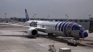 สุดเจ๋ง เครื่องบินโบอิ้ง Star Wars โดย นิปปอน แอร์เวย์ส
