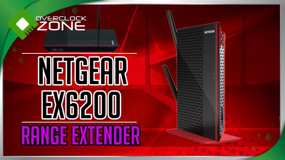 รีวิว NETGEAR EX6200 : Wi-Fi Range Extender
