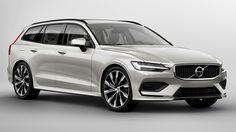 เดือนหน้า Volvo เตรียมเปิดตัว V60 2018 ใหม่ ที่งาน Geneva International Motor Show