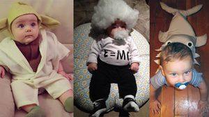 เก็บตก  ฮัลโลวีน 17 คอสตูมทารก ตัวน้อยที่คิ้วท์ที่สุดใน 3 โลก