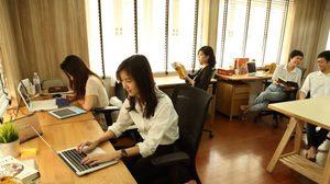 Coworking Space ผู้ช่วยมือฉมังในการชาร์จพลัง Startup