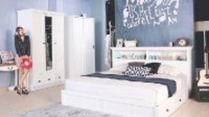 แต่งห้องนอน ให้สวยเก๋ 3 แบบ 3 สไตล์ : 3 Koncept for you