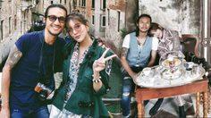 ก้อย รัชวิน เผยรูปคู่ ตูน บอดี้สแลม ที่ได้จากมิตรภาพในต่างแดน