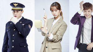 เรื่องย่อซีรีส์เกาหลี Two Cops