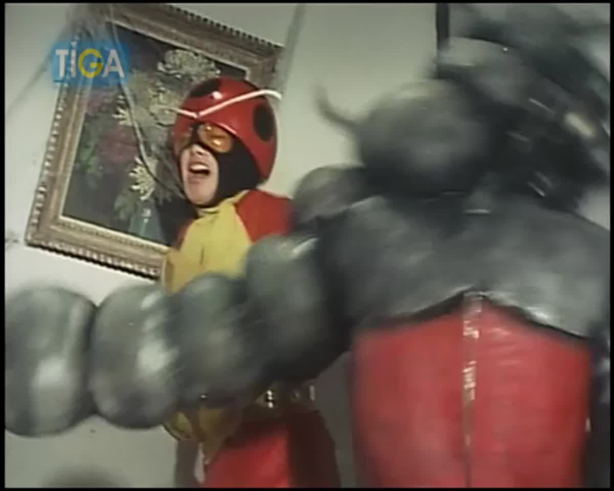 Masked Rider Stronger ตอนที่ 22-2