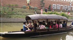 พาเที่ยว ตลาดน้ำอโยธยา ตลาดน้ำ ใหญ่ที่สุดใน จ.พระนครศรีอยุธยา
