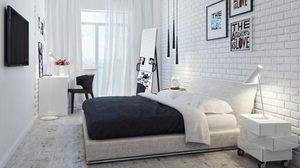 พื้นที่ ห้องนอน แคบ ไม่ใช่ปัญหา!! 10 ดีไซน์ ห้องนอนเล็ก น่าอยู่