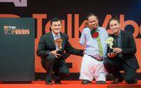 ผู้ชายแห่งปี!! จากงานประกาศรางวัล MThai Top Talk – About 2016