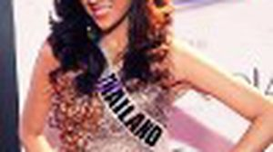 Miss Universe 2011 ใน ชุดราตรีสั้น สวยหรู