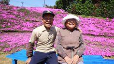 ซึ้ง!คุณตาญี่ปุ่น ใช้เวลา ปลูกดอกไม้ กว่า 2 ปี เพื่อให้คุณยายตาบอดได้ดมกลิ่นหอม