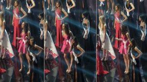 Miss Netherlands สุดแฮปปี้แด๊นซ์กระจาย ระหว่างรอประกาศผล มิสยูนิเวิร์ส ทั้งที่ตัวเองตกรอบไปแล้ว