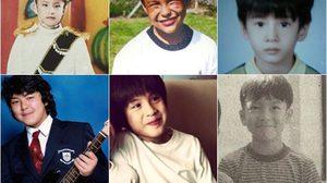 จำใครได้บ้าง? ภาพวัยเด็ก 13 หนุ่มหล่อ สมบัติของชาติ