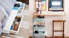 แค่คิดต่าง การใช้งานก็เปลี่ยน ไอเดียการดัดแปลง ของใช้ในบ้าน มา ตกแต่งพื้นที่เล็กๆ อย่างแตกต่าง