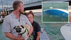 คู่รักนำเงินเก็บทั้งหมดซื้อ เรือใบ เพื่อเดินทางรอบโลก แต่ออกไปได้แค่ 2 วัน เรือจมซะงั้น!!