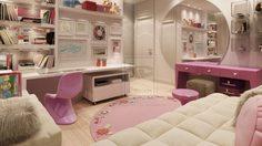 10 ไอเดียแต่ง ห้องนอนสีชมพู อย่างไรให้ไม่หวานจนเลี่ยน