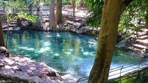 เที่ยวคลายร้อน สระน้ำผุดธรรมชาติ ใกล้เขาใหญ่ ฤดูไหนก็ไปได้!