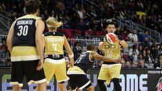 อู๋อี้ฟาน (คริส) ลงสนามแข่งบาสฯ ทีมคนดัง NBA All-Star