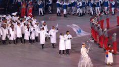 """""""โอลิมปิกฤดูหนาว"""" ช่วยฟื้นฟูความสัมพันธ์ ระหว่างเกาหลีเหนือและเกาหลีใต้ได้หรือไม่?"""