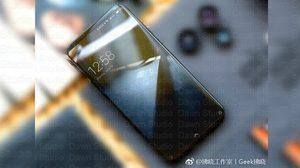 หลุด!! Xiaomi mi mix 2 จัดเต็มหน้าจอไร้กรอบ มาพร้อมแรม 8GB