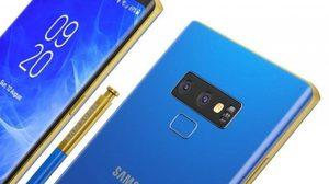 รวมภาพ Samsung Galaxy Note 9 โชว์ทุกสีก่อนเปิดตัว 9 ส.ค.