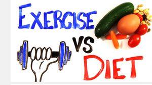 อยากลดน้ำหนัก จะควบคุมอาหาร หรือออกกำลังกาย อย่างไหนดีกว่ากัน?