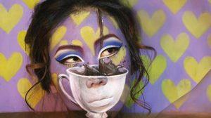 ทั้งลวงตาทั้งเนียน ! ผลงานศิลปะบนใบหน้าของสาวเกาหลีที่ต้องมองซ้ำแล้วซ้ำอีก